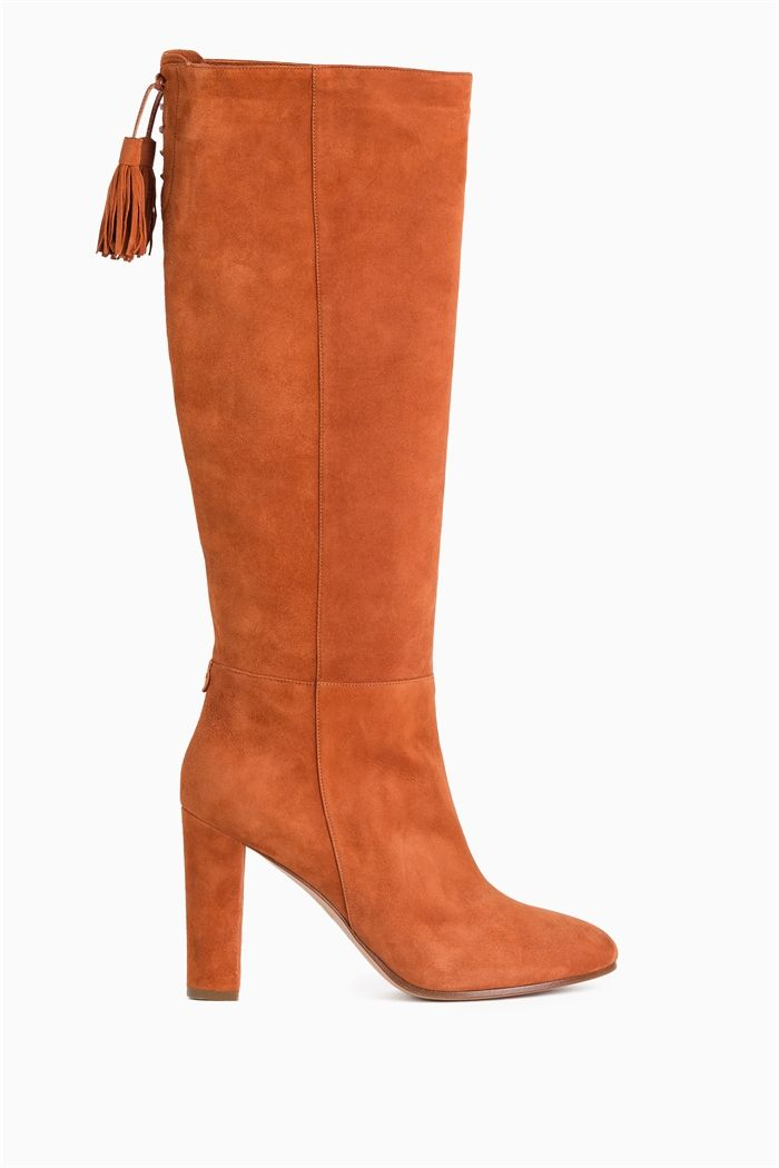 TWINSET Simona Barbieri :: Zapatos :: TWINSET botas de ante :: CA6PA8