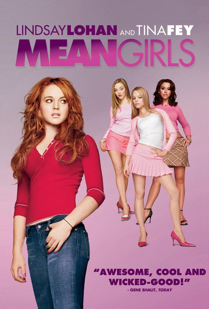 101 Romantic Movies You Can Stream on Netflix Tonight Mean Girls There's plenty of teen drama (including a love triangle) in Tina Fey's cult classic, Mean Girls.