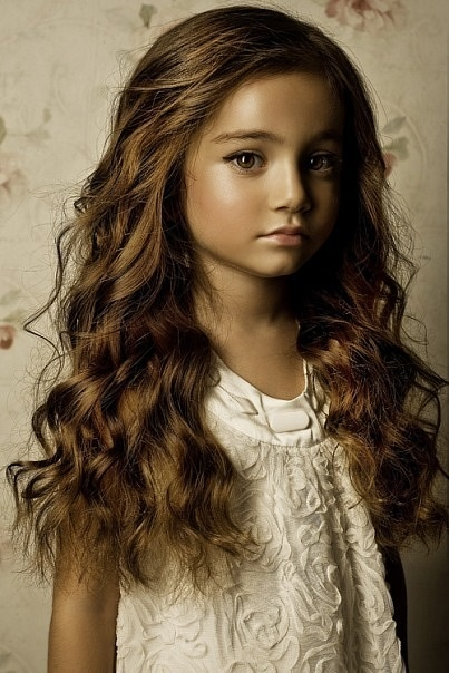 That Awkward Moment When A 7 Year Old Is Prettier Than You Hair