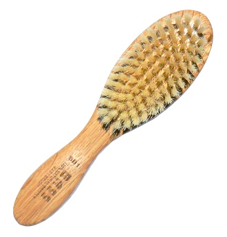 "Boar Bristle Brushes from Morrocco Method: Make brushing your hair fun again. ""I just want to thank you for my new hair brushes. They are fantastic, I am addicted to brushing my hair and it is looking glorious!""   –Gail"