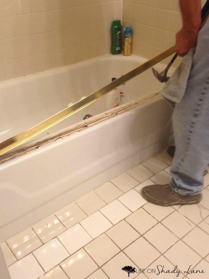 How To Remove Sliding Shower Doors Bathroom Shower Doors Diy