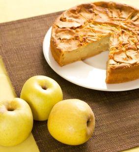 La torta di mele di Ferrara di Anna Gosetti della Salda - Le ricette di Mangiare bene