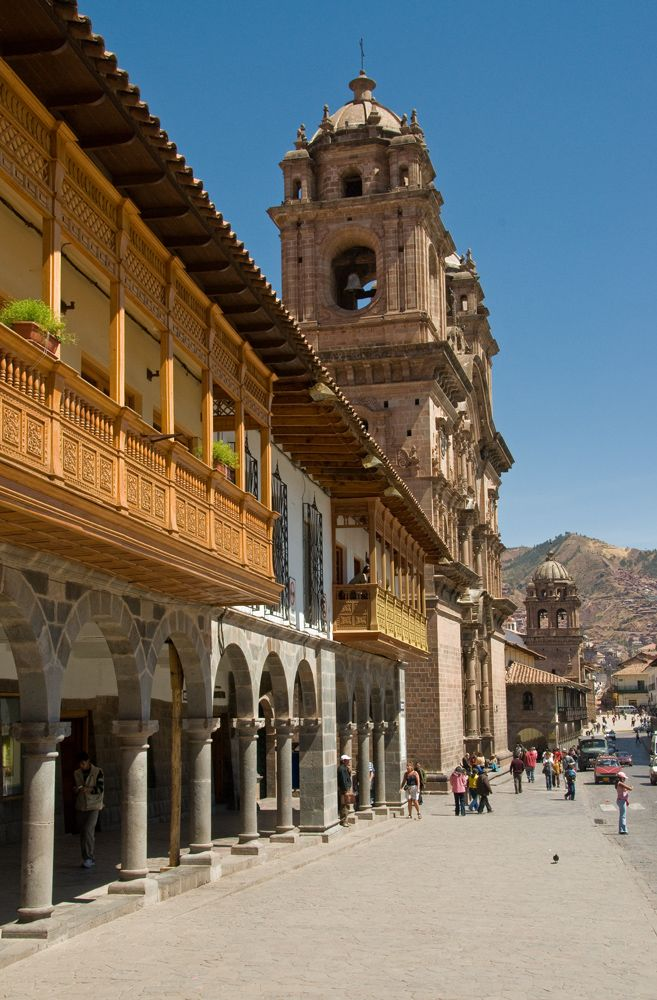 cuzco, because everyone must travel here for an otherworldly experience <3