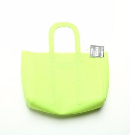 Geanta de plaja fosforescenta de plastic din cauciuc (31/21/11 cm) - pret: 50 Lei