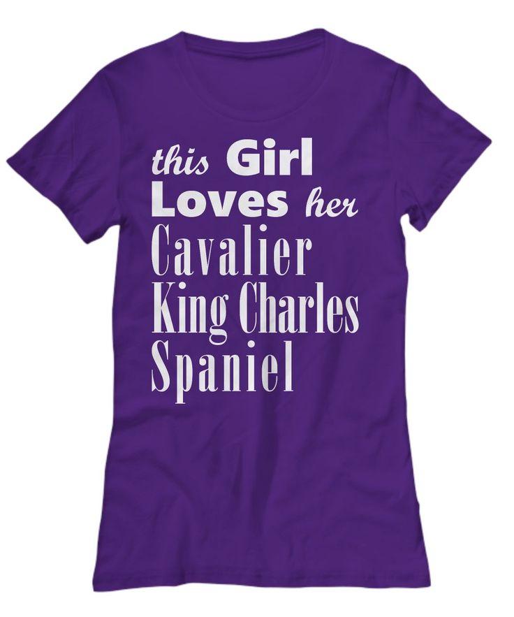 Cavalier King Charles Spaniel - Women's Tee