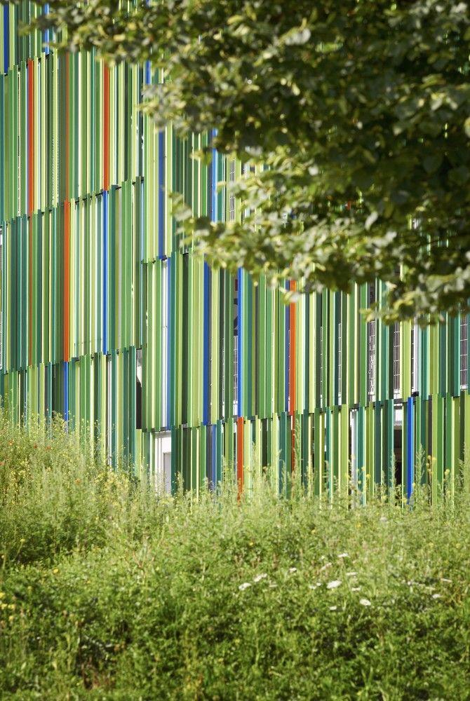 Gallery Of Muliy Storey Car Park / JSWD Architekten   6