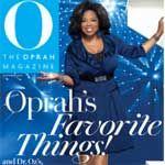 FREE O, The Oprah Magazine Subscription