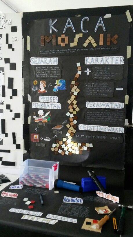 Kaca Mosaik - Nabila Putri Prayudi, Kelas 1, Kelompok 4