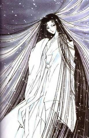 Yuki-Onna - Deusa da Neve