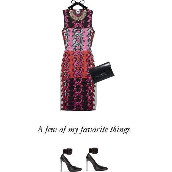 Dress by M MISSONI by fashionmonkey1 on Polyvore