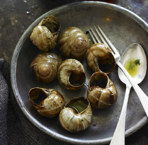 Escargot--I'm glad I tried it while I was in Paris!