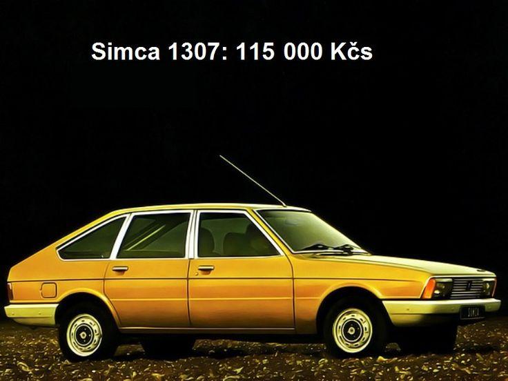Ceník Mototechny z roku 1978: co stály Škody? A co Fiaty, Renaulty, Tatra 613? - 59 -