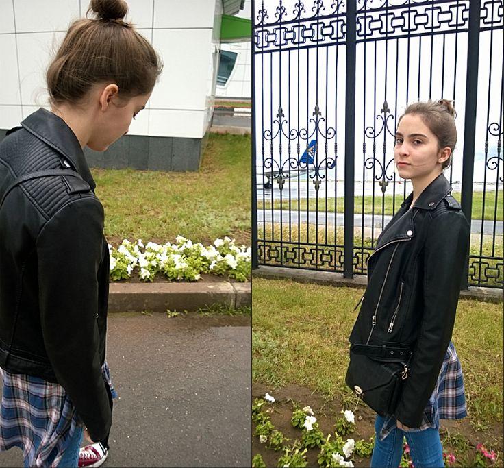 """już na yourinnerworldisatemple.blogspot.com - co znaczy podróżować? Czy to tylko niedogodności i długie loty samolotem? Nie. Przekonałam się o tym sama. W nowym wpisie moje doświadczenie i myśli + """"stylizacja podróżnicza"""" w kobiecej wersji grunge. #grunge    #styl   #moda   #lotnisko   #podróż   #wyjazdy   #podróżowanie   #kurtkaskórzana   #stylizacje   #kobiety"""