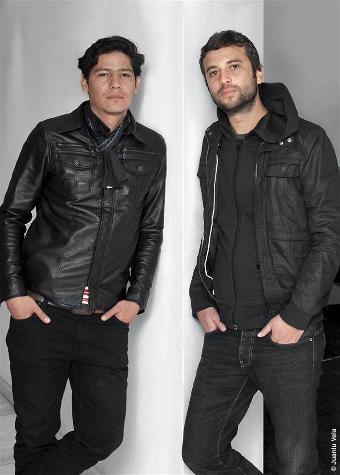 Sergio Acosta y Angel Mosqueda - Zoé ▲♥♥