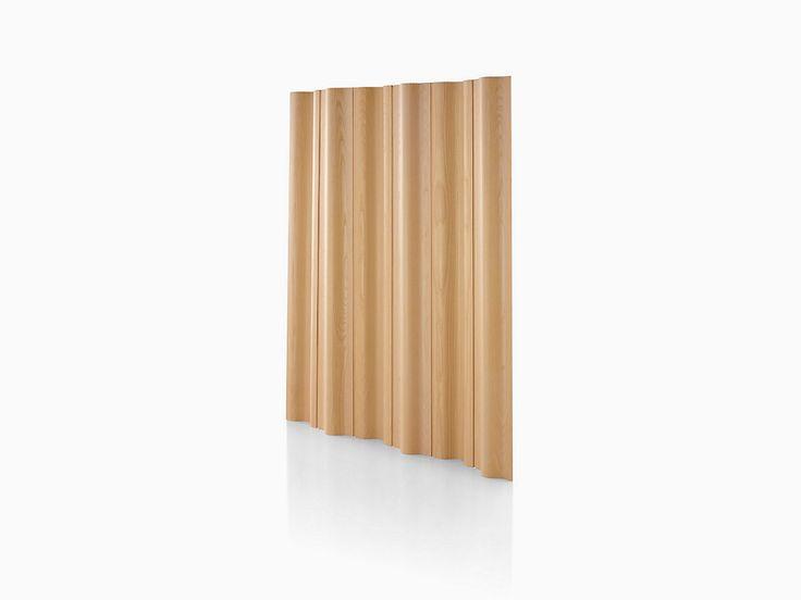 Eames Molded Plywood Folding Screen. Eames Molded Plywood Folding Screen   Herman  Miller