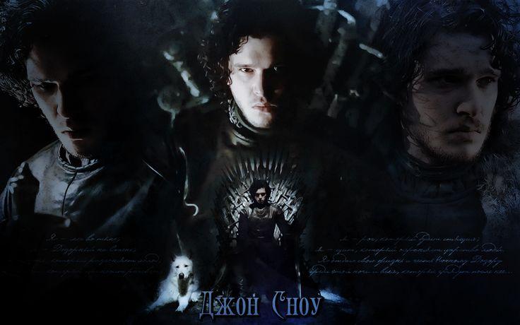 Game of Thrones | Jon Snow - Game of Thrones Wallpaper ...