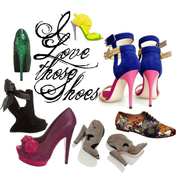 I love those shoes, created by jonobo on Polyvore