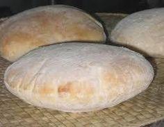 Receta de Pan árabe al horno