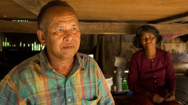 Sight for war eyes How a couple wed in Pol Pot's forced marriages came to long for each other's face - The Sydney Morning Herald #757Live