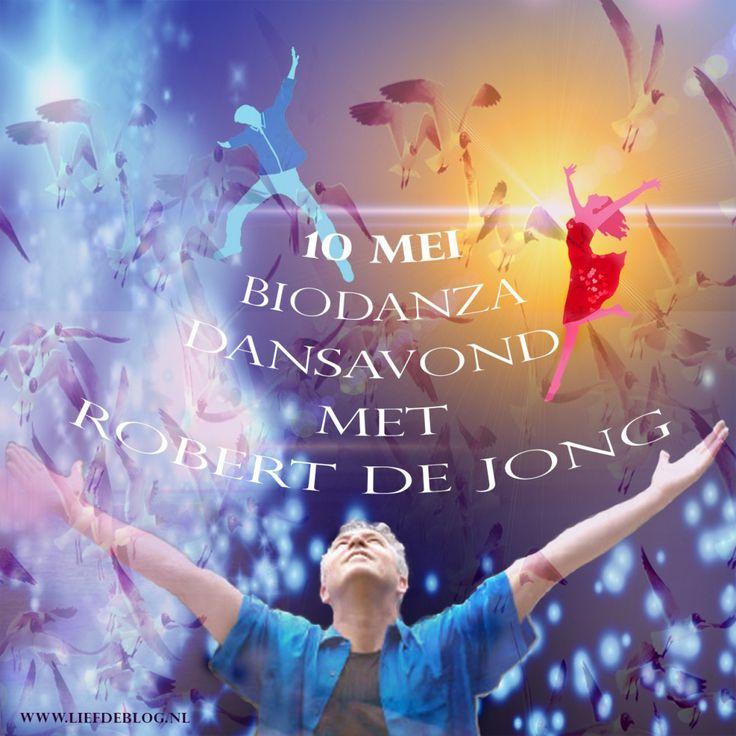 10 mei 2014 Biodanza dansavond met Robert de Jong in de Balzaal in Gouda