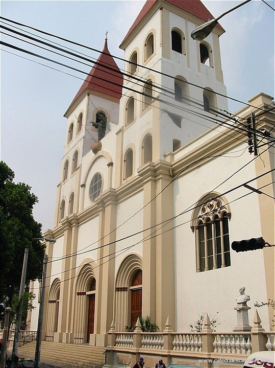 Catedral de San Miguel, El Salvador, my beautiful town and Cathedral!