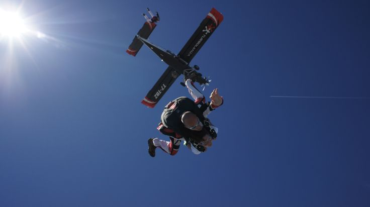 """Blogville tandem skydiving with #Skydive Fano (Turbolenza)"" by @getpalmd"