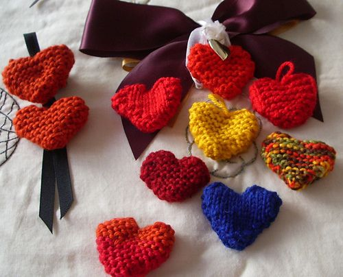 The 430 Best Hearts Images On Pinterest Knit Patterns Knitting