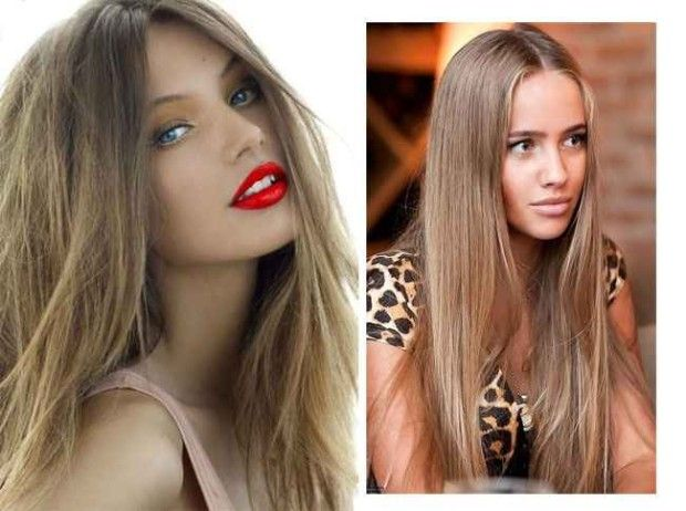 Color Ash Blond Hairstyles Trend In 2016 2017 Hair Color