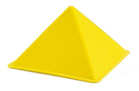 Educo Pyramid Sand Toy by Hape - $2.95 fatbraintoys.com