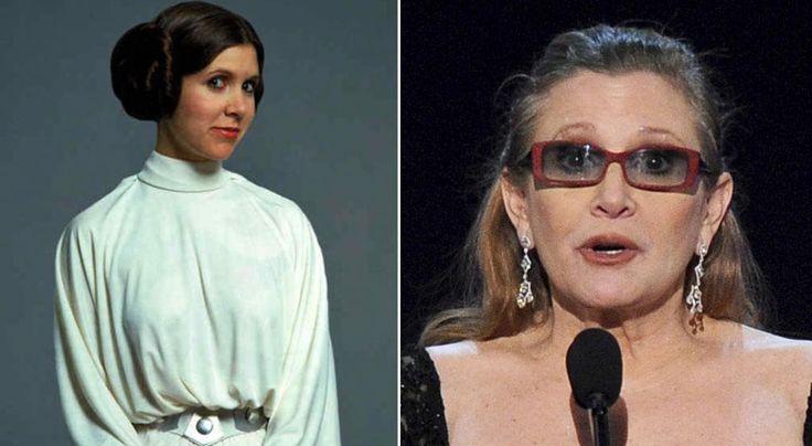 Murió Carrie Fisher, la actriz que será recordada por su papel como la princesa Leia en la Guerra de las Galaxias   El sitio de televisión, cartelera de cine, música, moda y entretenimiento de La Voz del Interior   VOS