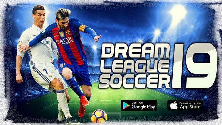 Baixar Dream League Soccer 2019 Apk Dls19 Data Para Android