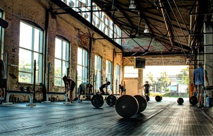 CrossFit New Haven is a strength training and conditioning gym for fitness and to build muscle.