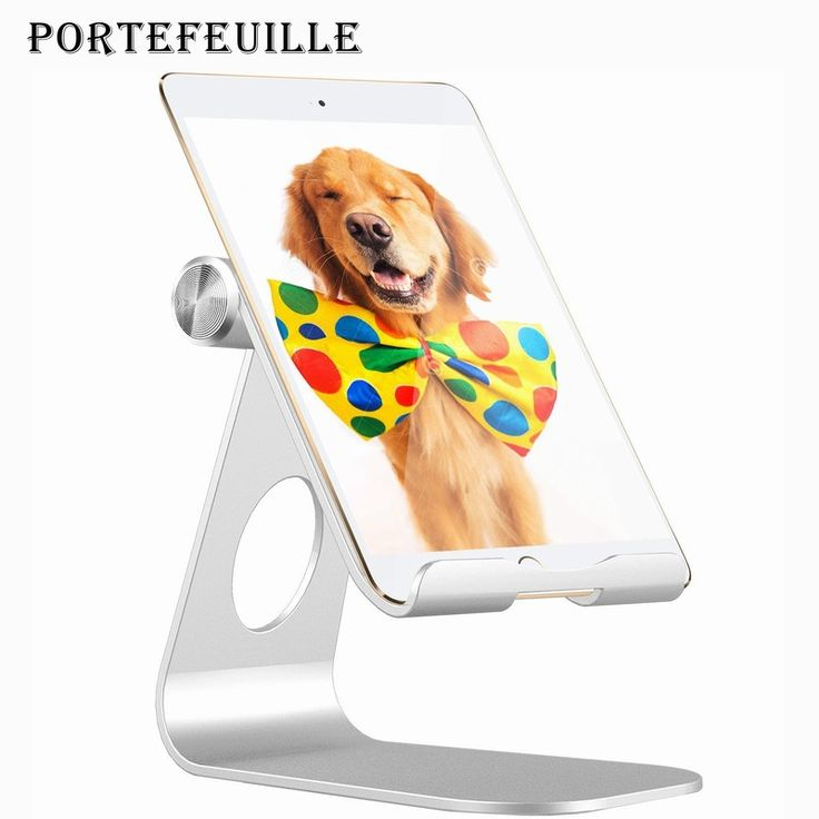 Find More Mobile Phone Holders & Stands Information about Portefeuille Desktop For iPad Stand Adjustable Tablets Holder Aluminum for iPad Air 2 3 4 pro mini iPhone 7 Plus 6 Xiaomi Mi Max,High Quality aluminium desktop,China stand holder for tablet Suppliers, Cheap desktop holder from Ivanovic Store on Aliexpress.com