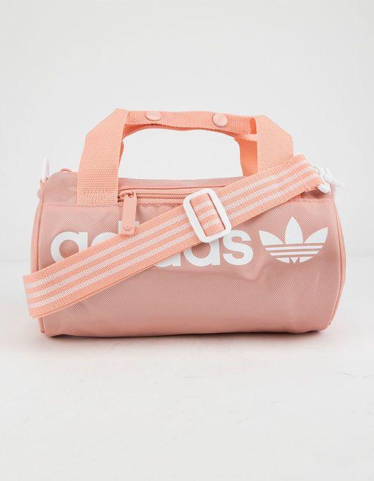e90a8b61 ADIDAS Originals Santiago Pink Mini Duffel Bag | Shit I (Do)n't Need ...