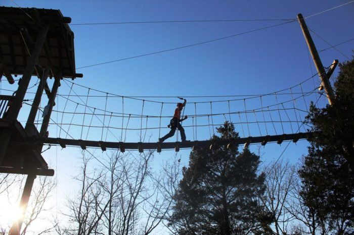 This Canopy Walk In Missouri Will Make Your Stomach Drop