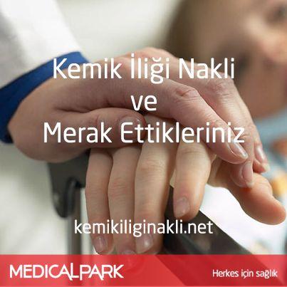 Günümüzde kan kök hücre nakli, özellikle kan hastalıkları ve bağışıklık yetmezliği hastalıklarının tedavisinde uygulanan kemik iliği nakli hakkında merak ettiklerinizi Medical Park uzmanları yanıtlıyor...  Kimlere kemik iliği nakli yapılır? Nakil öncesi hastaya herhangi bir işlem uygulanır mı? Operasyon nerede yapılır ve ne kadar sürer?...  Devamı için: http://www.kemikiliginakli.net/sikca-sorulan-sorular