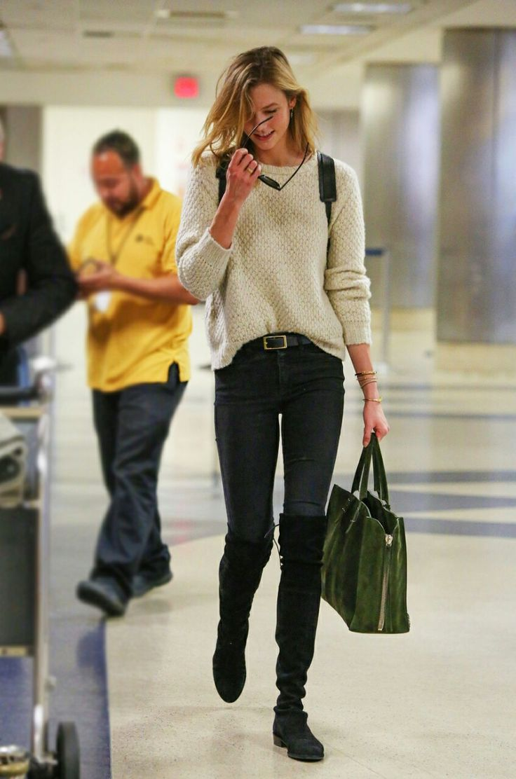Best 25 Karlie Kloss Street Style Ideas On Pinterest