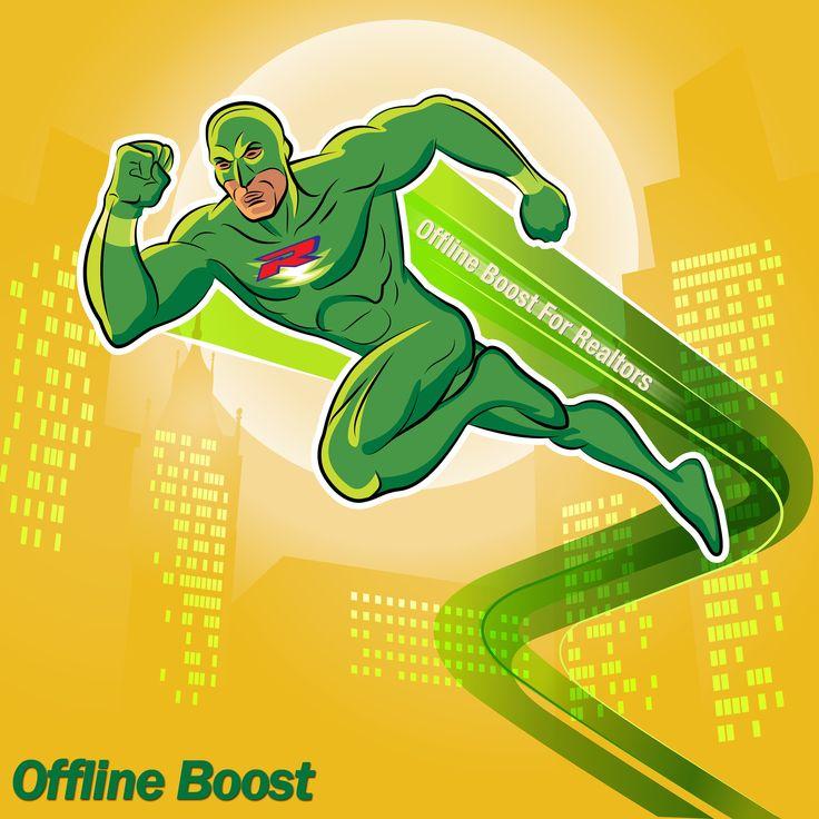 Offline boost design