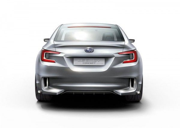2013 Subaru Legacy Luxury Concept 600x425 2013 Subaru Legacy Review, Performance, Quality, Safety, Features, etc
