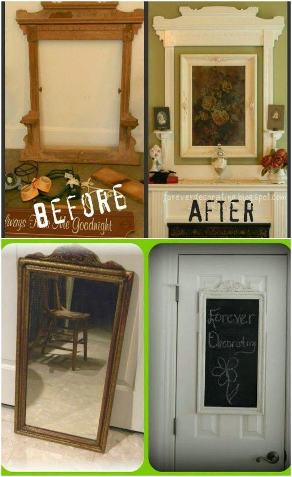Oltre 25 fantastiche idee su specchio rotto su pinterest - Specchio rotto sfortuna ...