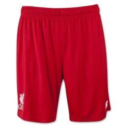 15-16 Liverpool Football Shirt Cheap Home Replica Jersey Short [B52]
