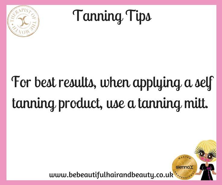 Summer Tanning Tip #7