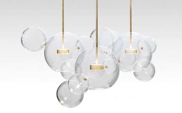 Bolle Lamp by Giopato & Coombes