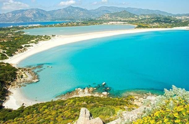 Porto Giunco, Villasimius (Cagliari), Sardegna #sea #mare #italy