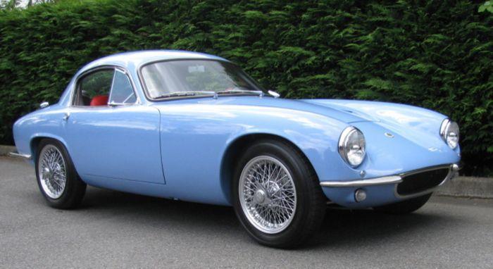 Hemmings Find of the Day – 1960 Lotus Elite | Hemmings Daily