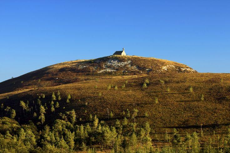 Monts d'Arrée. Finistère - Brittany