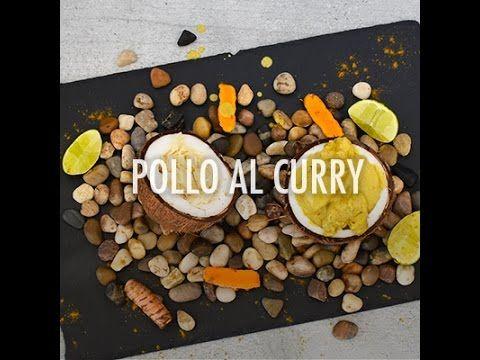 Pollo al Curry    Chef in Camicia