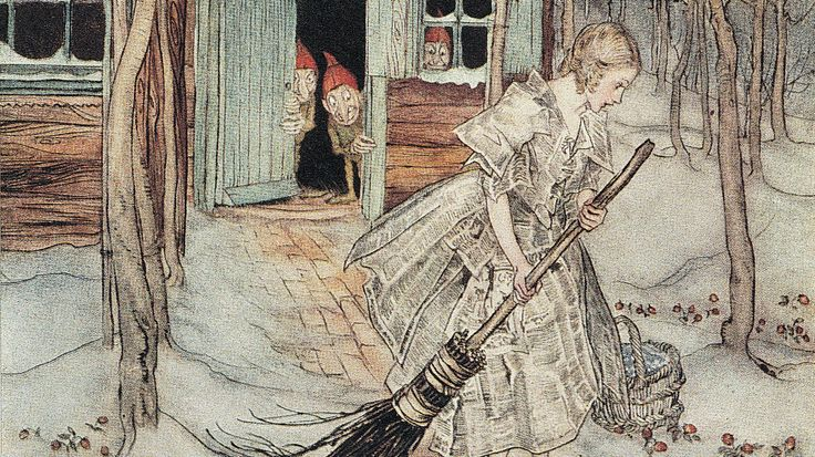 Brothers' Original Fairy Tales Offer Up A Grimm Menu : The Salt : NPR