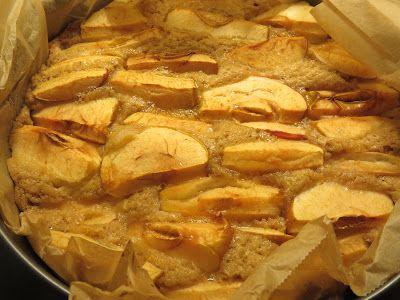 Add Norwegian Lifestyle: Weekend Cooking Rustic Apple Cake