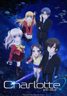 Charlotte (Dub) anime | Watch Charlotte (Dub) anime online in high quality
